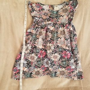Cute girls floral dress